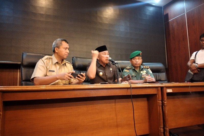 Wali Kota minta warga Depok tetap tenang dan jangan panik