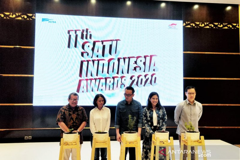 SATU Indonesia Awards kembali hadir di 2020