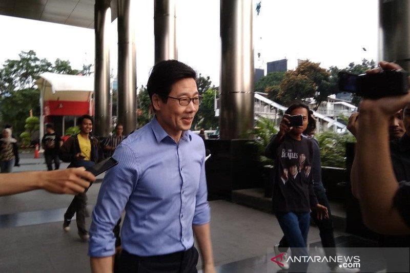 Tertangkapnya Samin Tan setelah hampir satu tahun buron