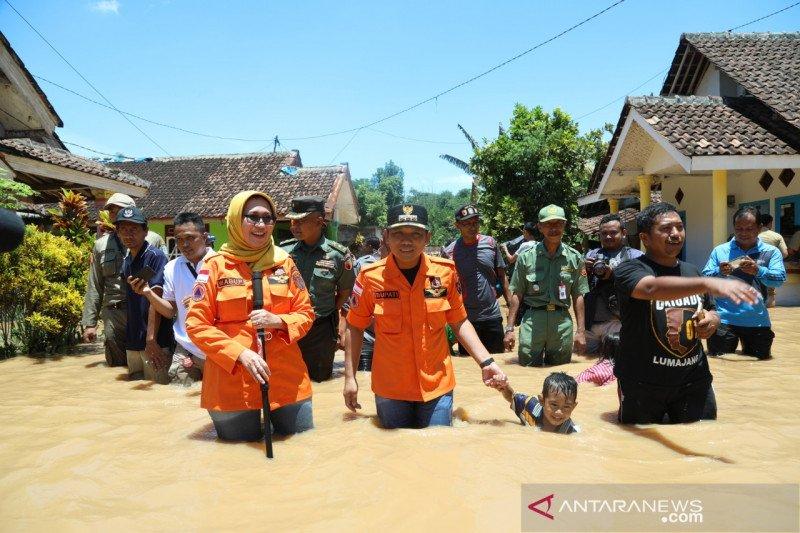 BPBD: 4.742 jiwa terdampak banjir di Lumajang