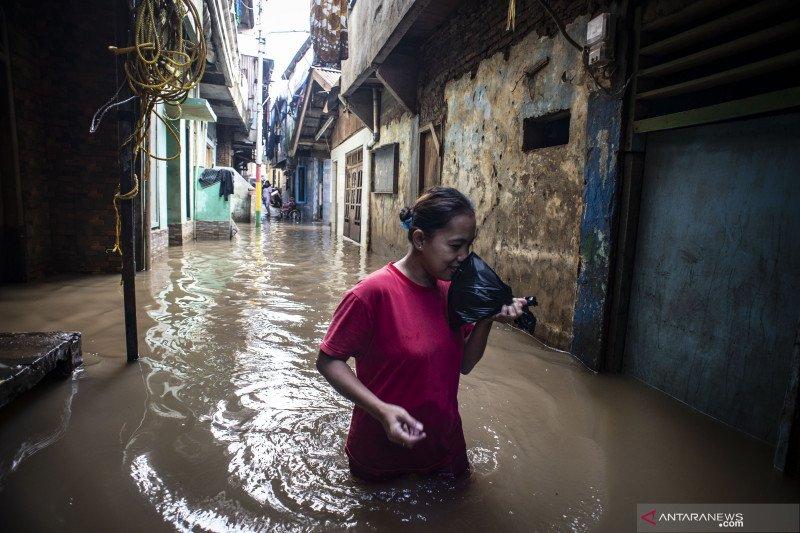 Taufik: Pansus banjir jangan dianggap menakutkan