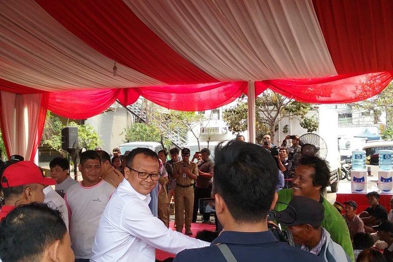 Menteri Edhy berkomitmen terhadap pembangunan perikanan berkelanjutan
