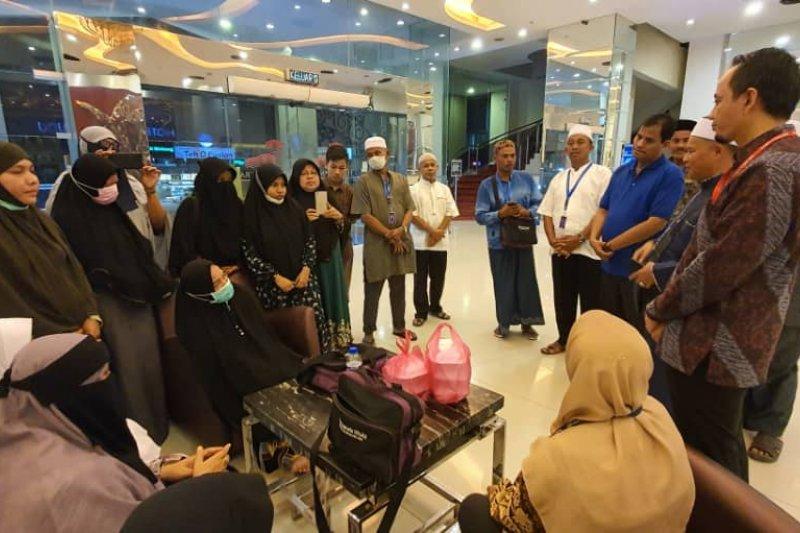 KBRI Kuala Lumpur kawal proses pemulangan 560 jamaah umroh
