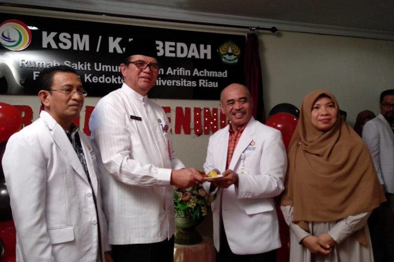 RSUD nyatakan satu terduga COVID-19 di Riau sudah diperbolehkan pulang
