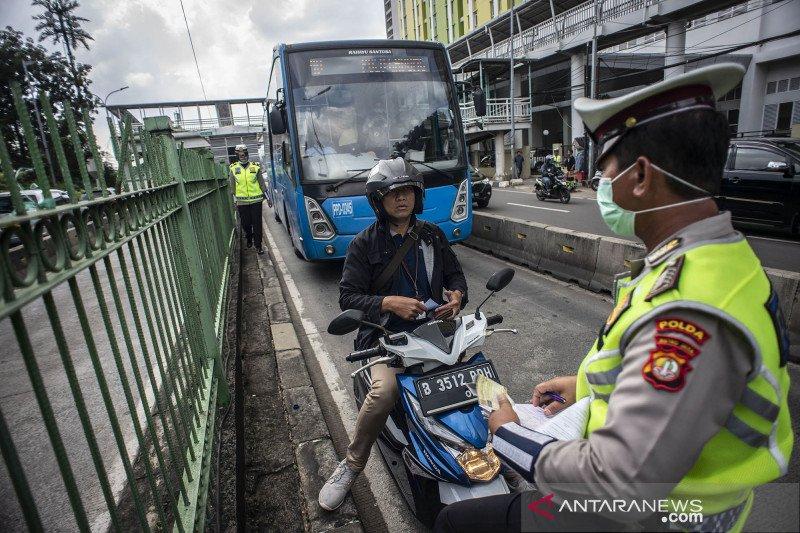 Polisi : SIM habis pada 17 Maret-29 Mei tidak kena tilang