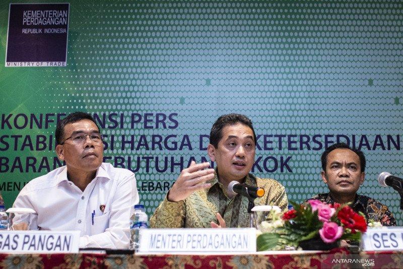 Corona di Indonesia, Mendag minta masyarakat tidak