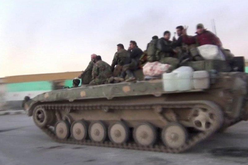Turki klaim tak ada pelanggaran gencatan senjata di Idlib Suriah