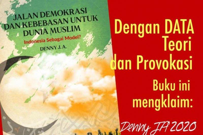 Denny JA: Saatnya mayoritas dunia Muslim memeluk demokrasi dan HAM