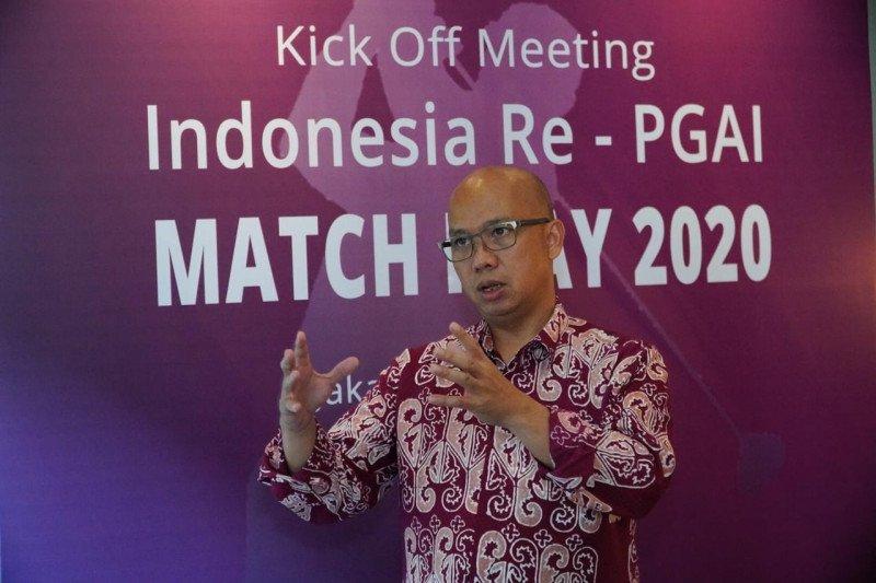 Kembali sponsori PGAI Matchplay, Indonesia Re pastikan turnamen tahun ini lebih kompetitif