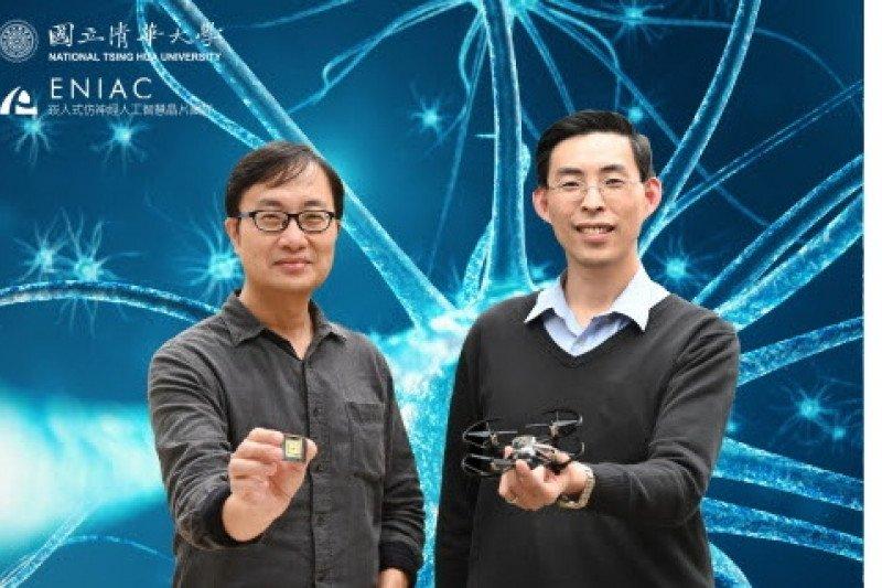 Tim riset NTHU ajarkan drone terbang layaknya serangga