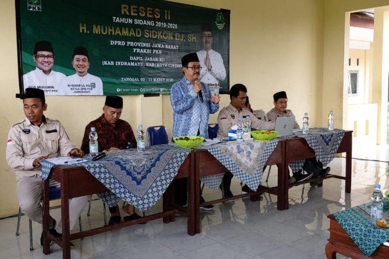 Legislator minta perhatian serius Gubernur terkait banjir Indramayu