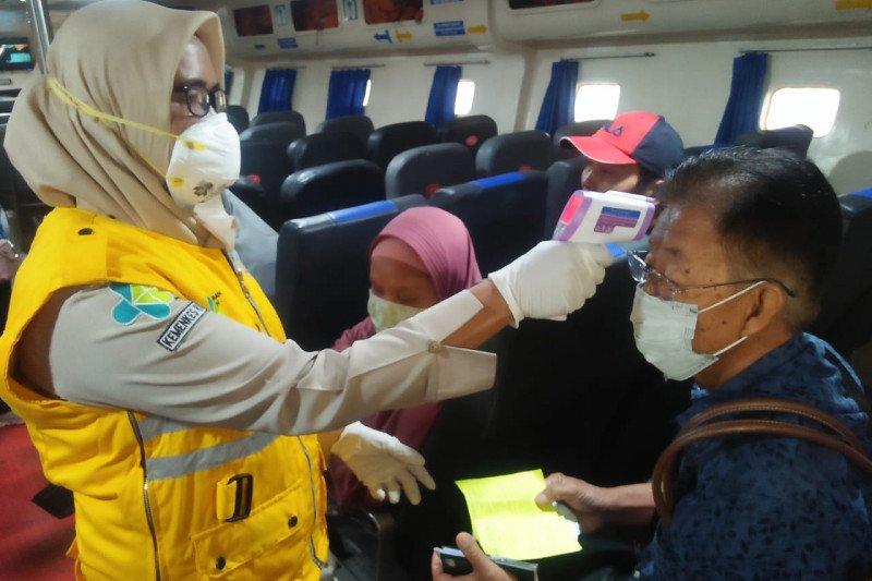 Pemerintah diminta sediakan thermal scanner di terminal keberangkatan