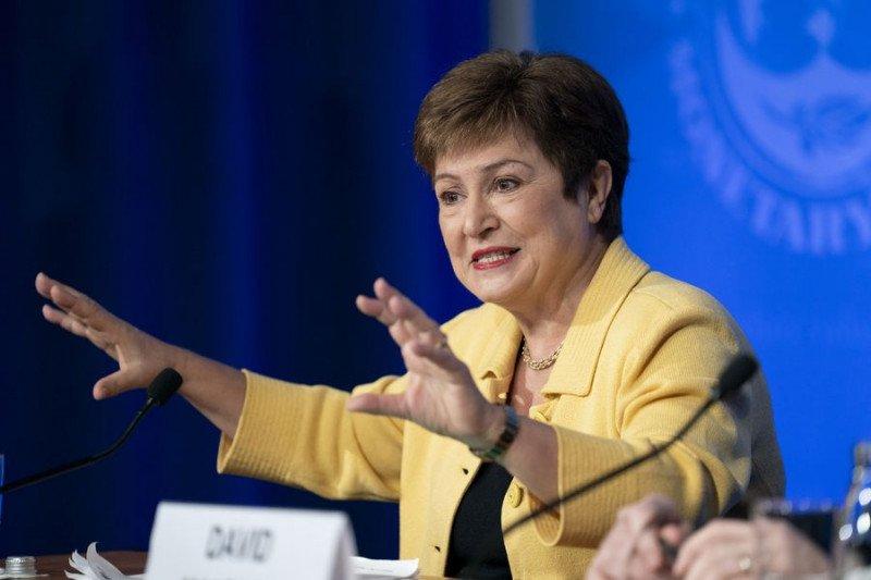 Ketua IMF minta G20 gandakan kapasitas pembiayaan darurat
