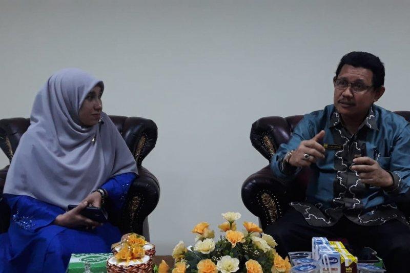 Anggota DPR dari Sulteng bantu pengembangan IAIN Palu di Sigi
