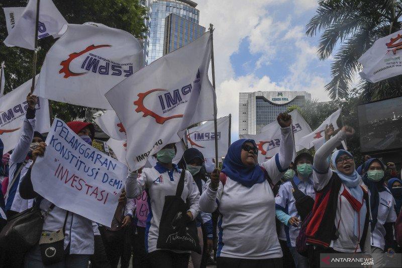 Pembatalan demo hari buruh dinilai kondusif bagi PSBB di Jakarta
