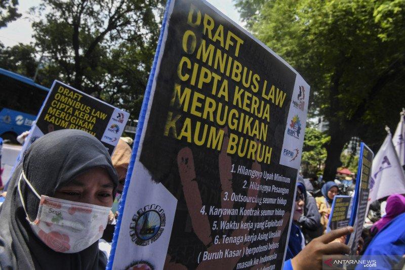 Peringati Hari Buruh, FSPMI lakukan aksi melalui medsos