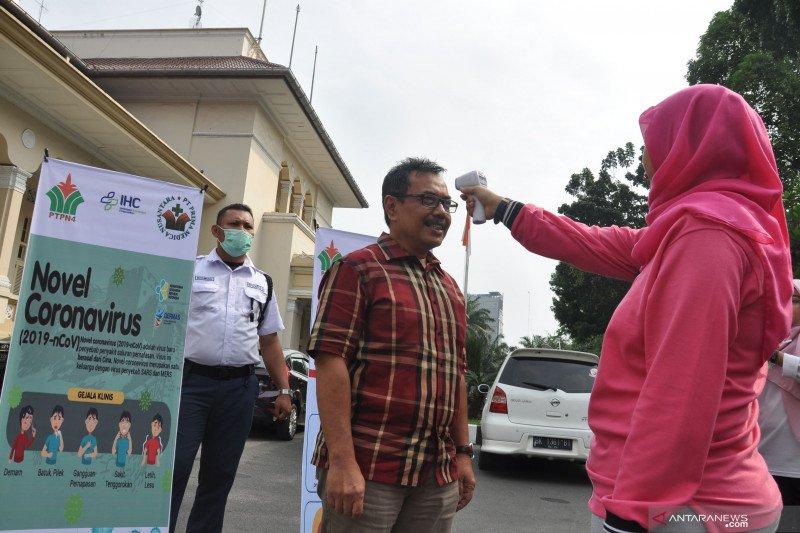Dua terminal di Surabaya dipasang thermal detector antisipasi cocona