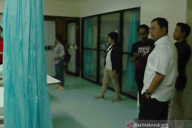 RSUD Buleleng rancang ruangan bertekanan udara negatif