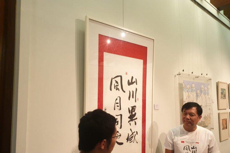 Konsulat Jenderal China sampaikan simpati untuk Wuhan lewat pameran