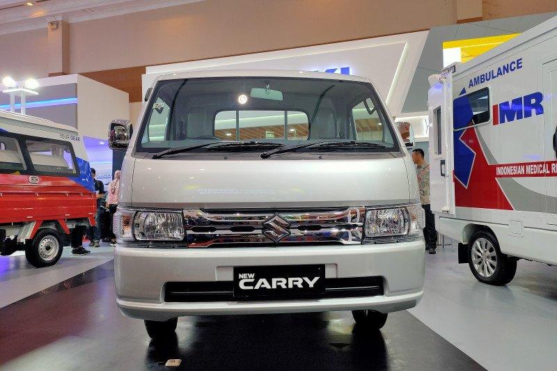 Suzuki targetkan 250 unit New Carry Luxury terjual di GIICOMVEC 2020
