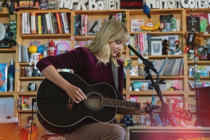 Taylor Swift donasikan 1 juta dolar AS untuk korban tornado Nashville