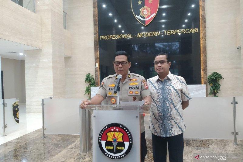 Dua saksi diperiksa polisi kasus dugaan korupsi PD Sarana Jaya