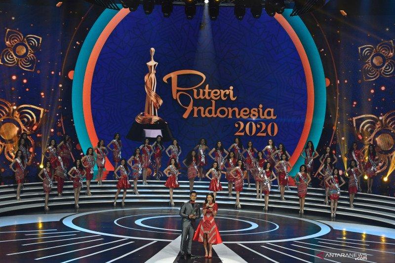 Malam Puncak Puteri Indonesia 2020