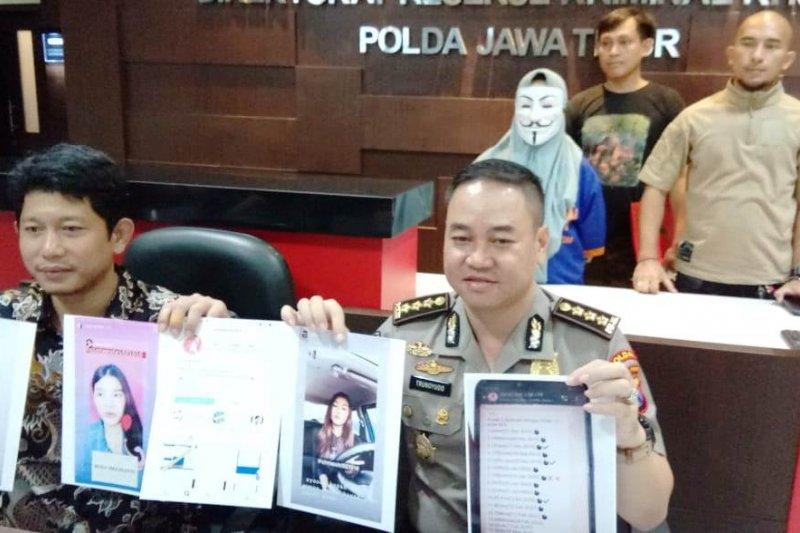Polda Jatim Ungkap Penipuan Berkedok Arisan Daring Antara News
