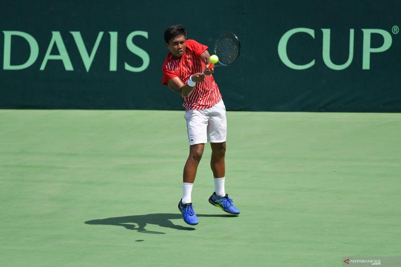 Kapten Kenya akui kualitas Indonesia pada Piala Davis