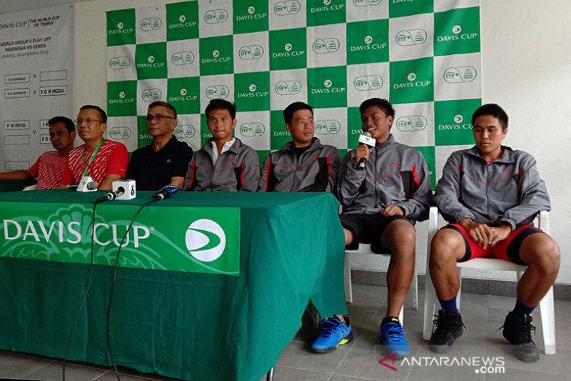 Keputusan tim Indonesia mainkan petenis junior kembali berbuah manis