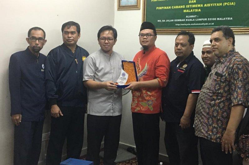 Pimpinan panti asuhan Muhammadiyah Surabaya kunjungi Kuala Lumpur