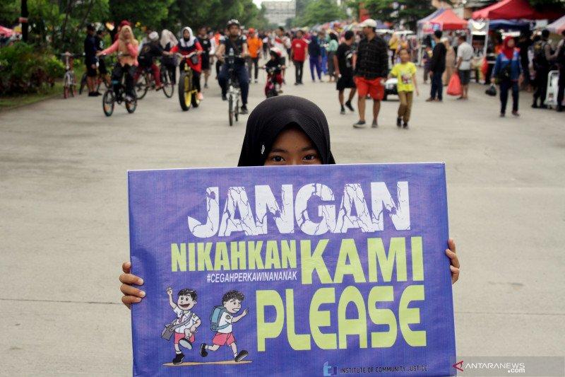 KPAI: Dispensasi masih jadi tantangan pencegahan perkawinan anak