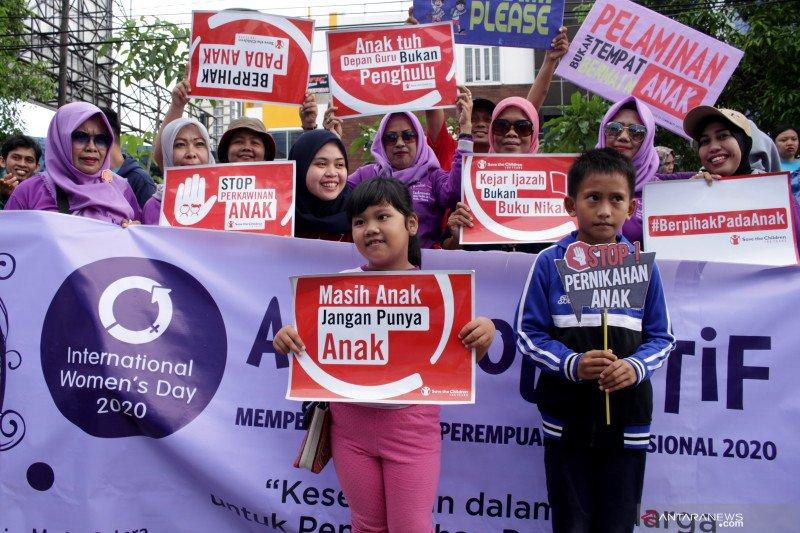 KPPPA harapkan perempuan aktif cegah perkawinan anak