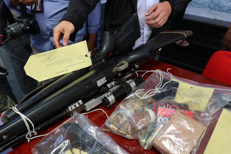 Polisi buru pemasok senjata api rakitan ke dua pelaku curanmor