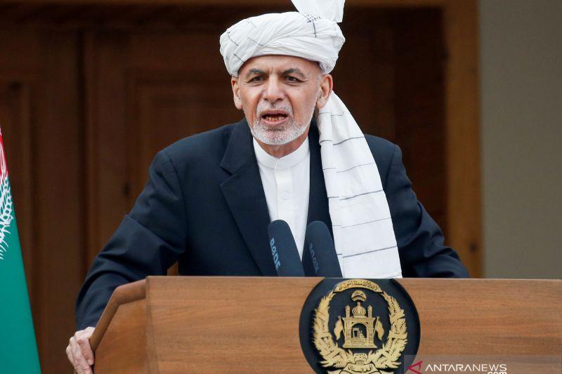 Presiden Afghanistan berterima kasih Qatar dukung proses perdamaian