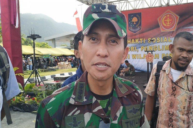 Anggota TNI korban penembakan KKB di Koramil Jila meninggal di Timika