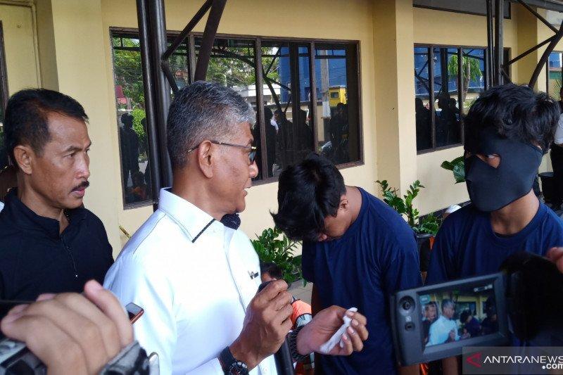 Remaja 16 tahun asal Jakarta bawa 4,97 Kg sabu ke Banjarmasin