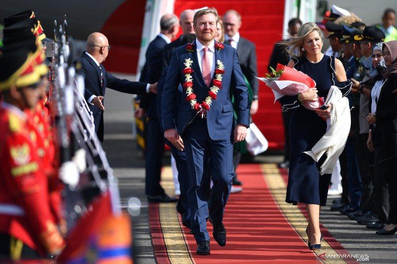 Pengamanan rencana kunjungan Raja Belanda ke Kalteng  dimantapkan