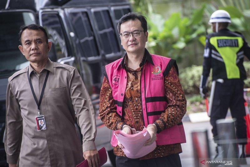 Pemeriksaan lanjutan kasus dugaan korupsi Jiwasraya