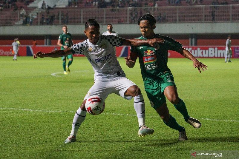 PS Sleman bermain imbang lawan PS Tira Persikabo