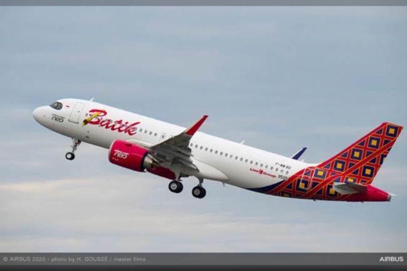 Batik Air tunda layani penerbangan ke Timika seharusnya mulai Rabu