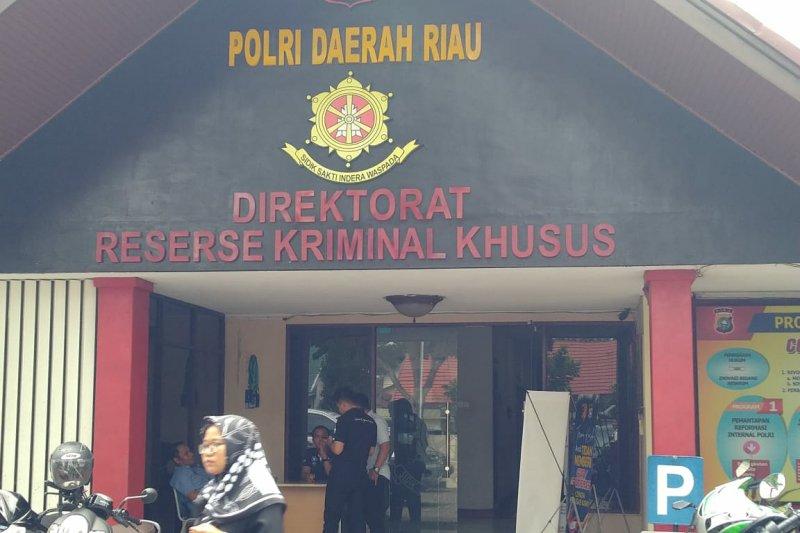 DPO korupsi, Plt Bupati Bengkalis dicekal ke luar negeri