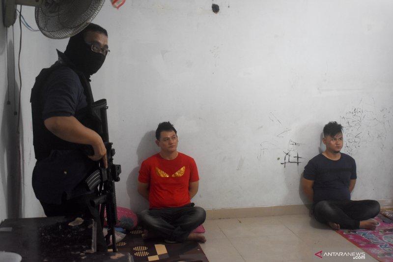 Pabrik sabu di Jakarta Utara dikendalikan dari penjara