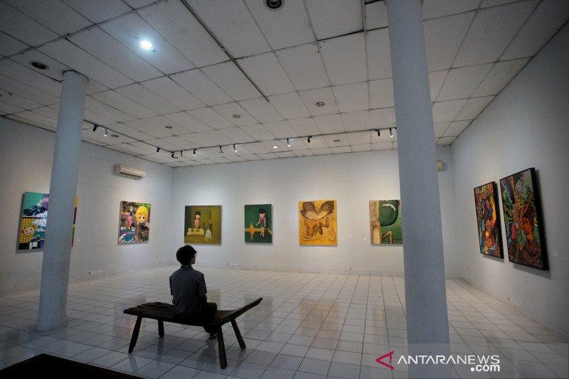 "Museum Basoeki Abdullah pameran ""Semesta Perempuan"" karya 15 perupa"