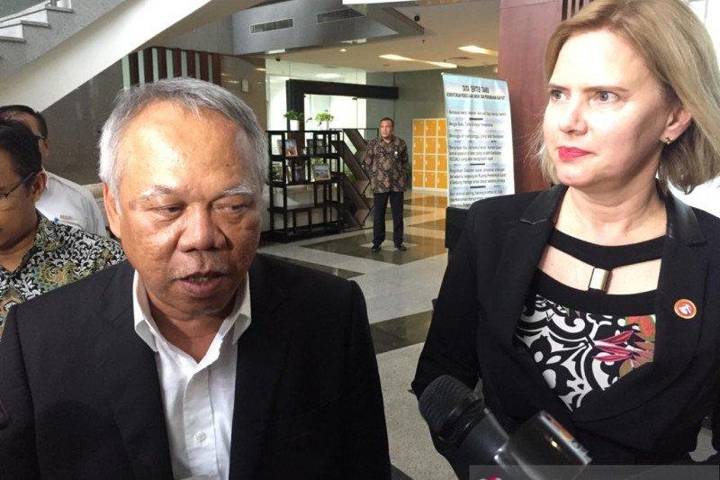 Indonesia-Belanda sepakat perpanjang kerja sama pengendalian banjir