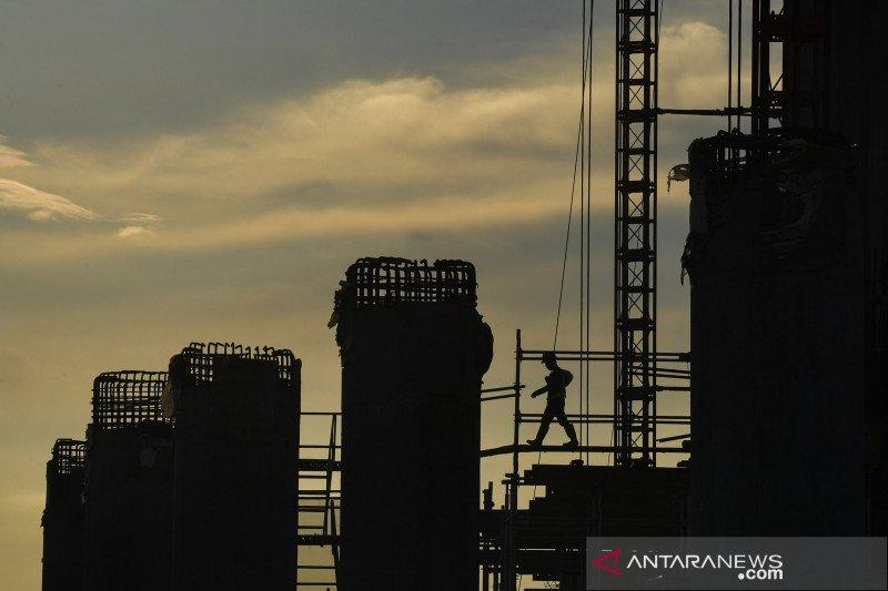 Pembangunan Jakarta International Stadium atau Stadion BMW