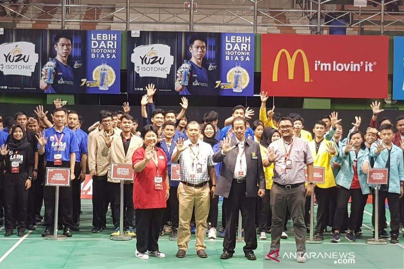 Unnes sapu bersih kategori perseorangan Liga Mahasiswa Jateng-DIY