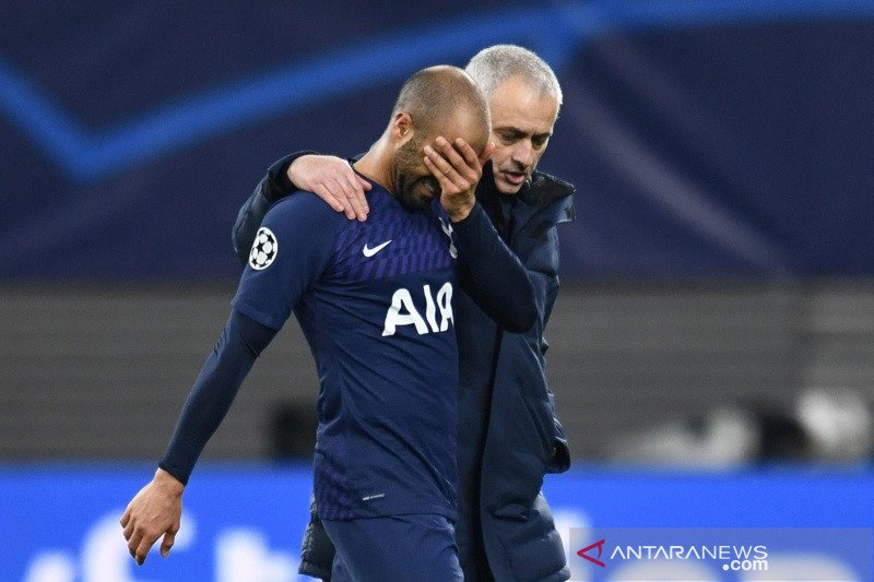 Mourinho kehabisan kambing hitam, sekarang jadikan cedera alasan