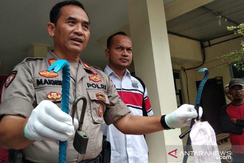 Polisi Bekasi ringkus penjual miras oplosan tewaskan dua orang