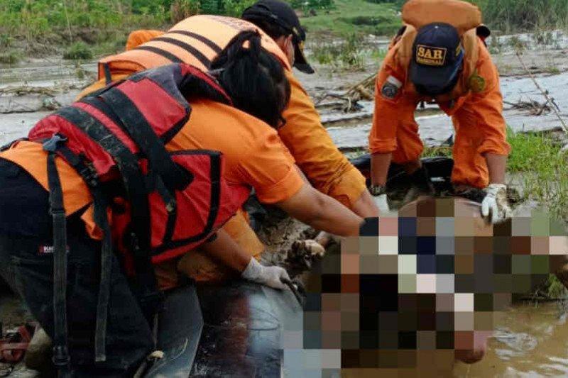Tim SAR gabungan temukan jasad koban tenggelam di Sungai Cimanuk